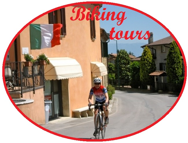 Biking tour Italian Delights 8