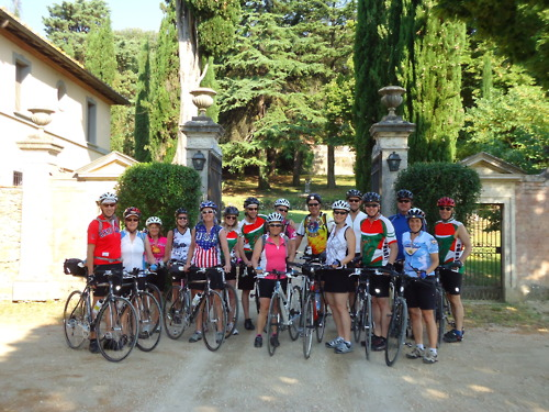 biking  tours Italian Delights 2